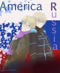 Hetalia: AmeRussia