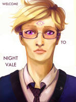 Welcome to Night Vale by Julia-Kisteneva