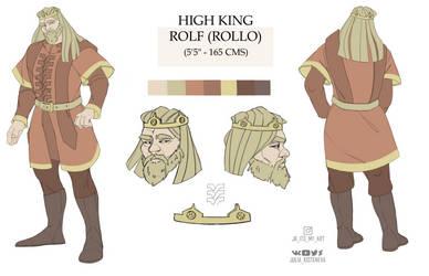 High king for TheZemlja