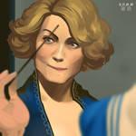 Queenie by Julia-Kisteneva