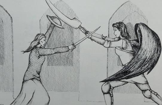 OCT Task 6 - Maria vs Karielle