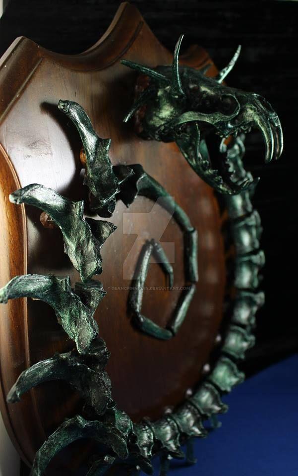 Dragon Shield 1 by seancfinnigan