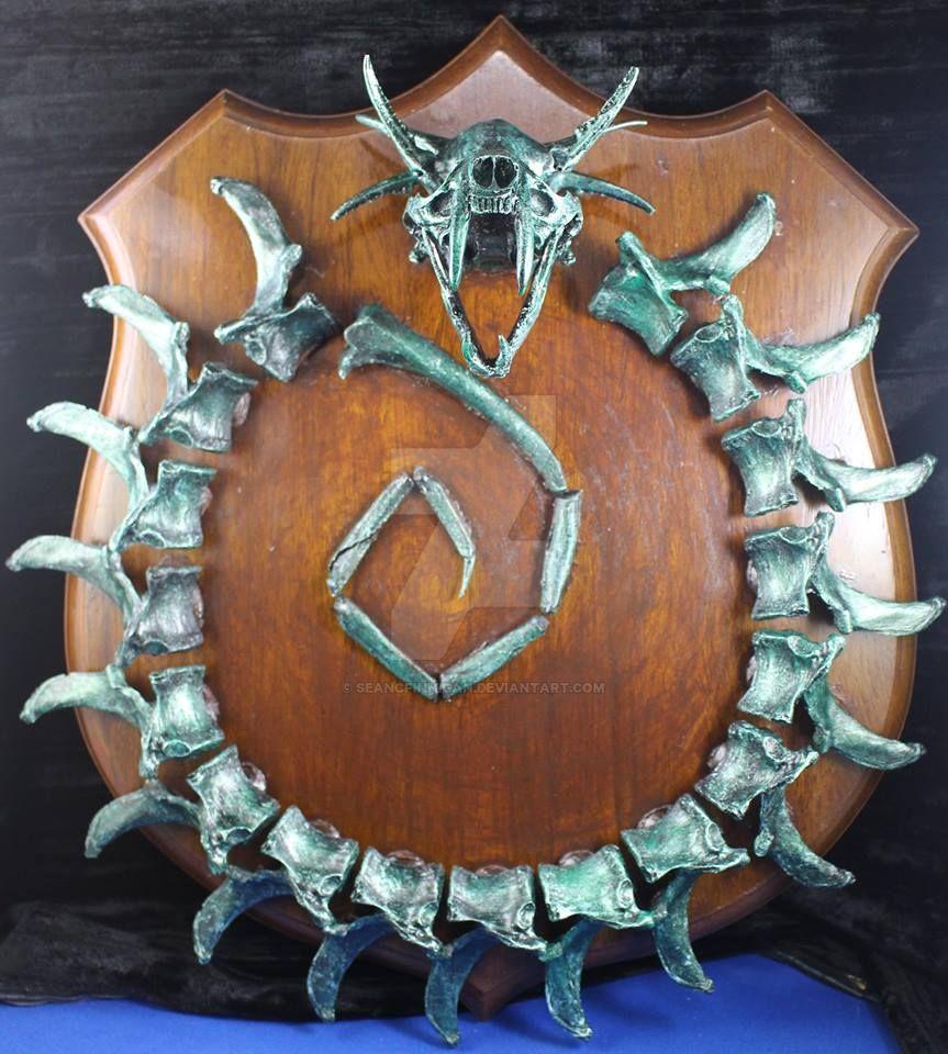 Dragon Shield 2 by seancfinnigan