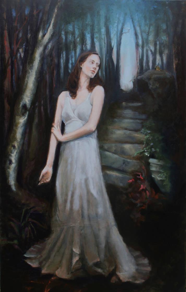 Laura Enters the Underworld by highlandheart1968