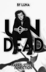 Undead Wattpad Cover by harrietttemalloy