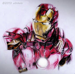 Iron Man Classic by elinkalo