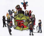 Marvel Cast