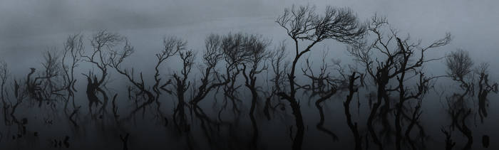 Lake Eerie by a-strange-loop