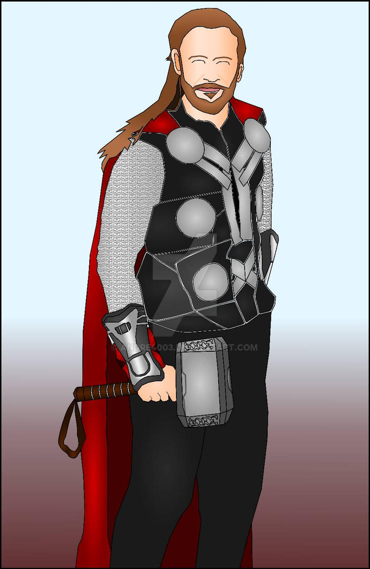 Thor by Andre4003