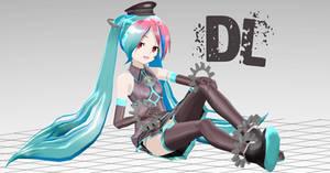 .: LAT SMF Like Hatsune Miku :. [Download] by Duekko