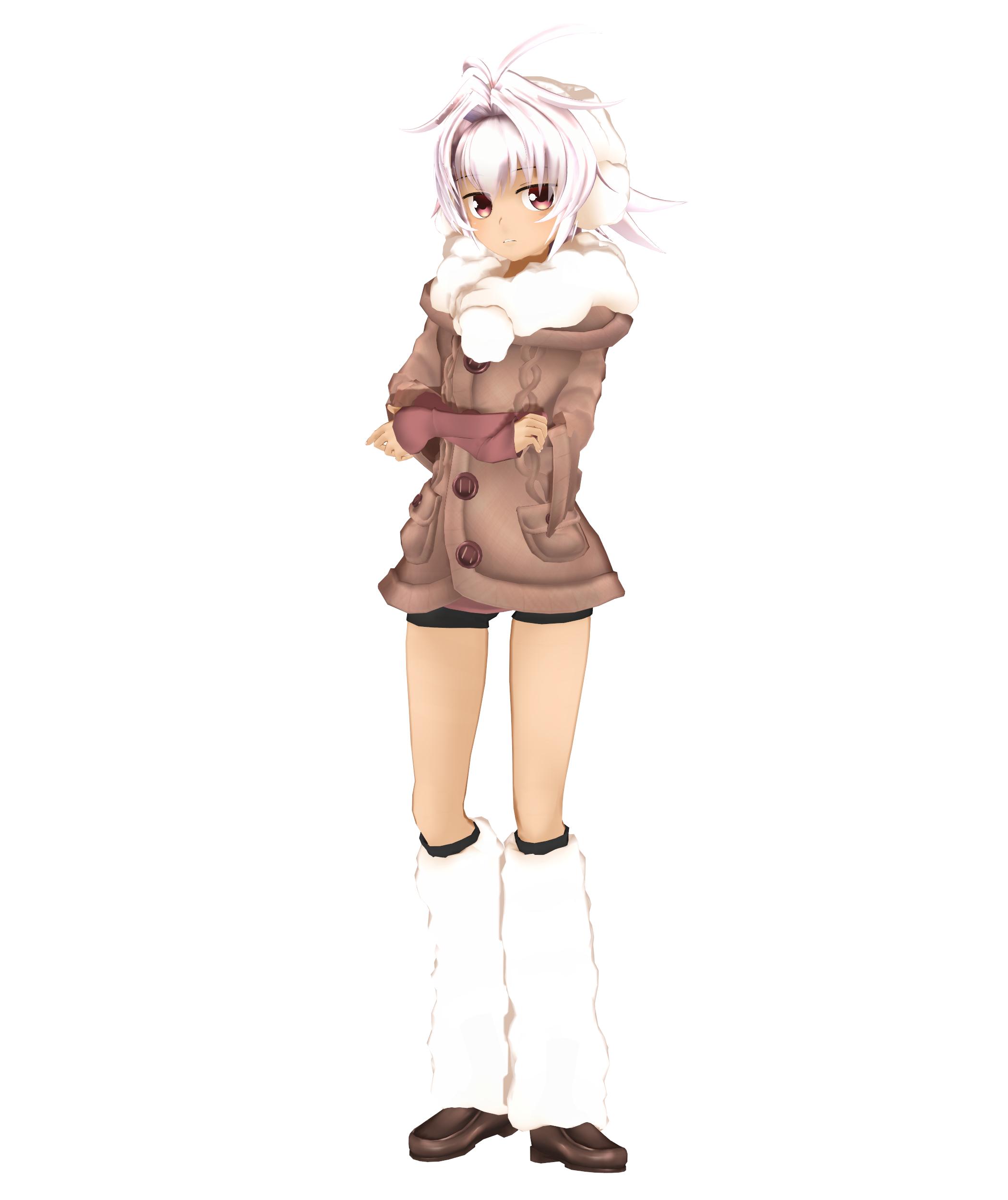 .: DL Series :. Tohka Itsuru by Duekko