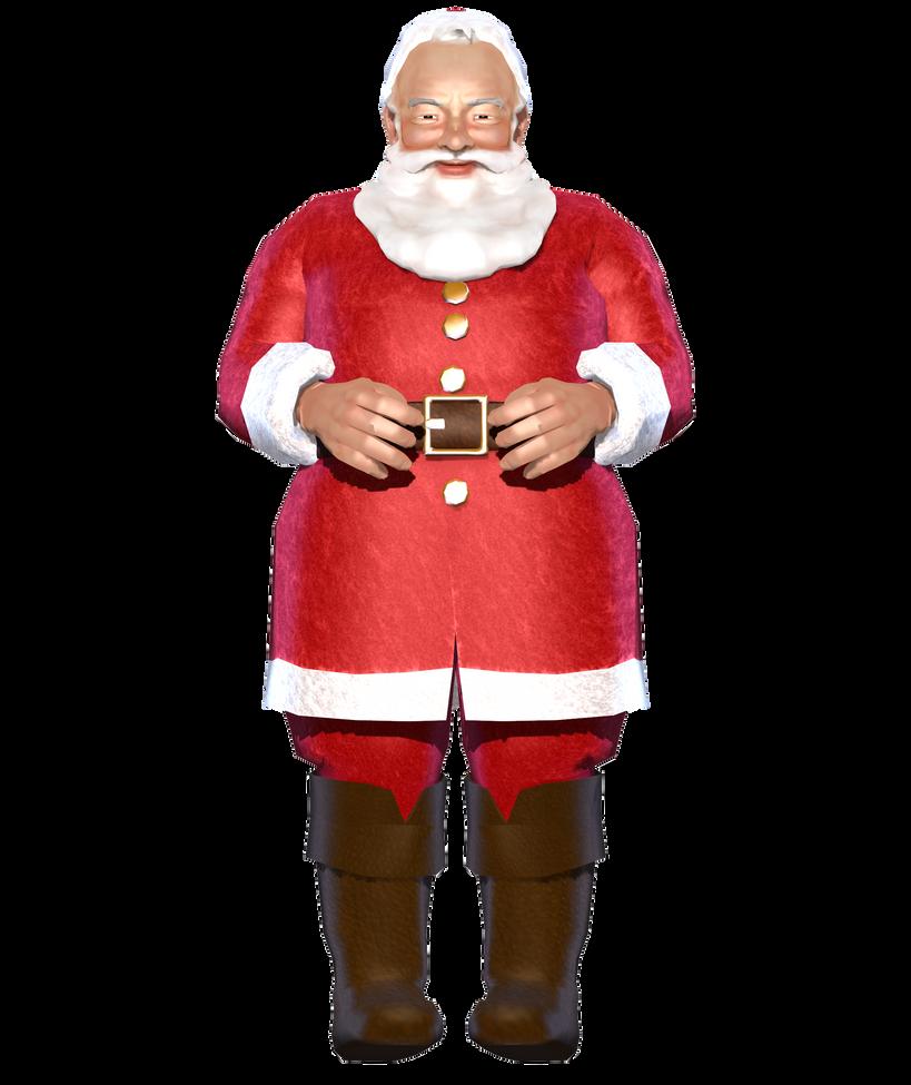 .: DL Series :. Santa Claus by Duekko