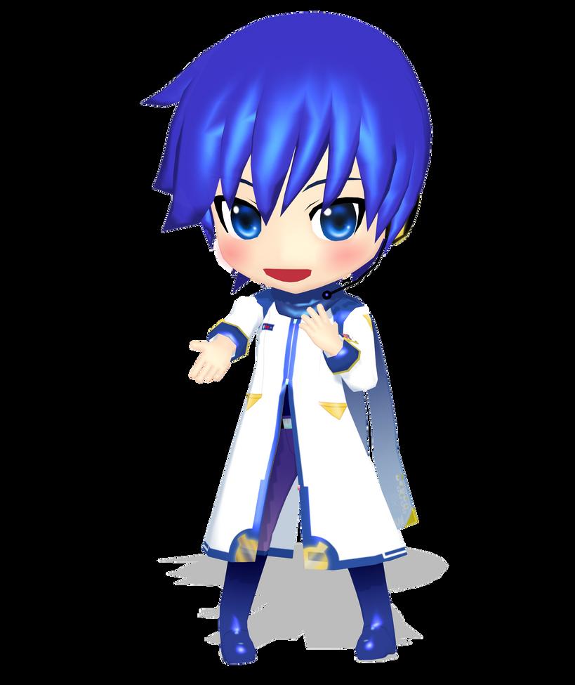 .: DL Series :. VOCALOID3 Nendoroid KAITO by Duekko
