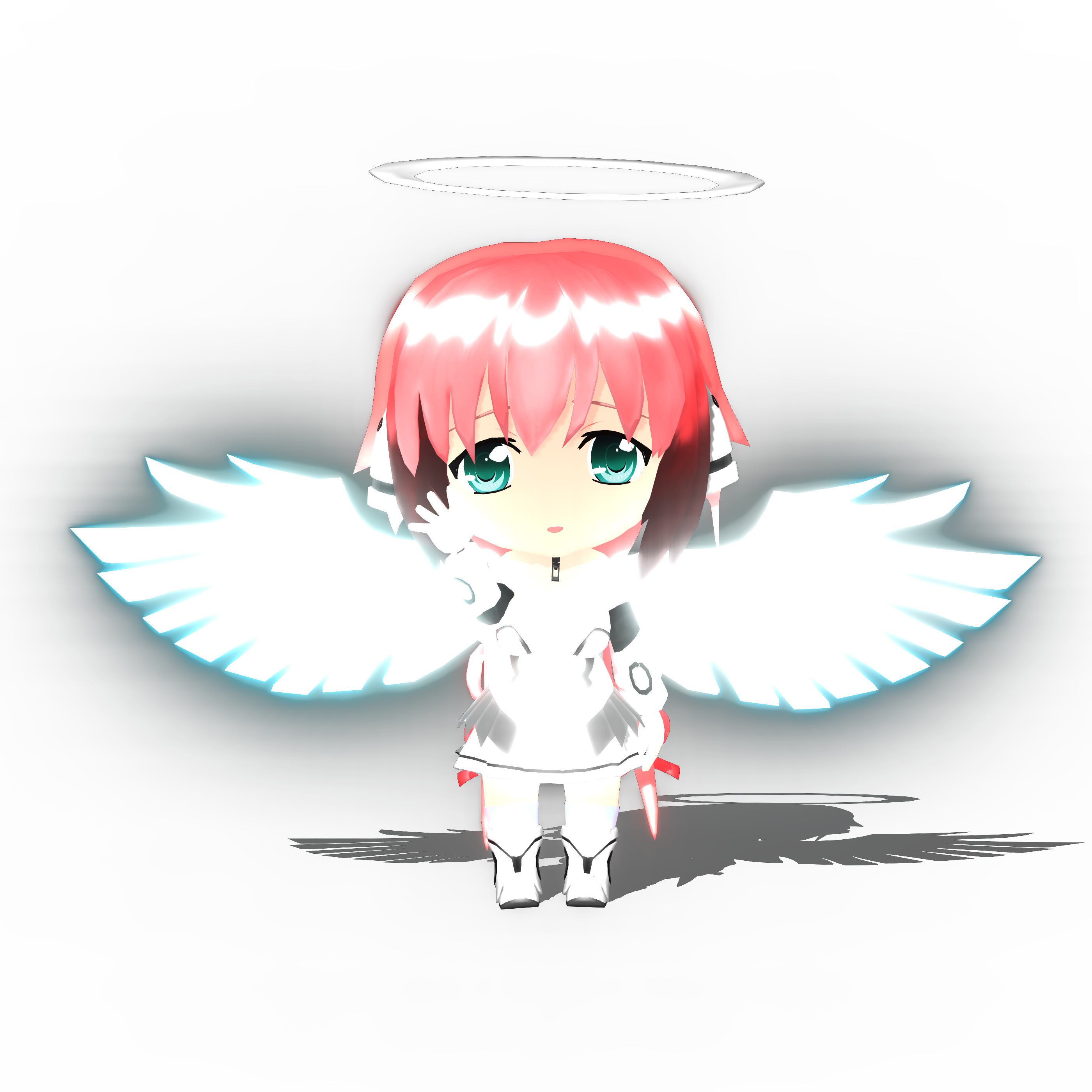 .: DL Series :. Nendoroid Style Icarus by Duekko