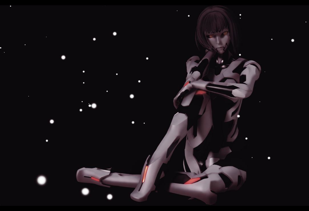 .: NCHL Shader Test :. Kuroyu by Duekko