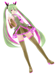 .: Dirty Paper :. [MMD DECO*27 Model Collab]