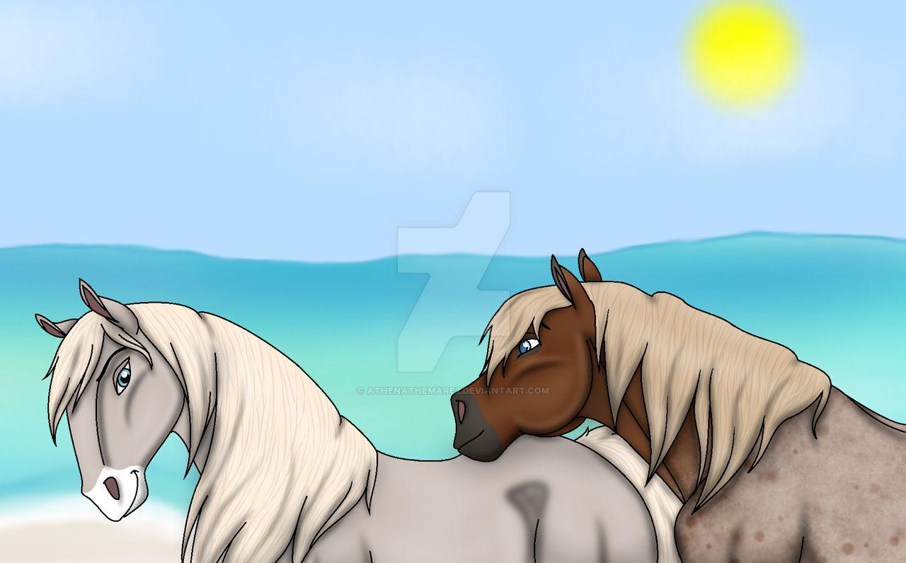 Beach Day Fallon X Edmund By Athenathemare2 On Deviantart Will it rain or snow? deviantart