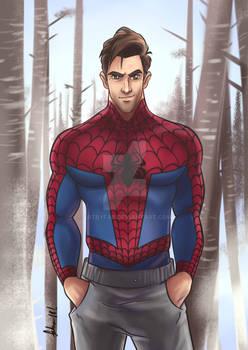 Spiderman Peter.B.Parker