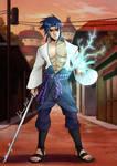 Sasuke uchiwa fanart