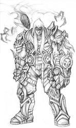 Darksiders War detail