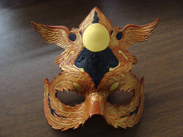 Phoenix Mask by b3designsllc