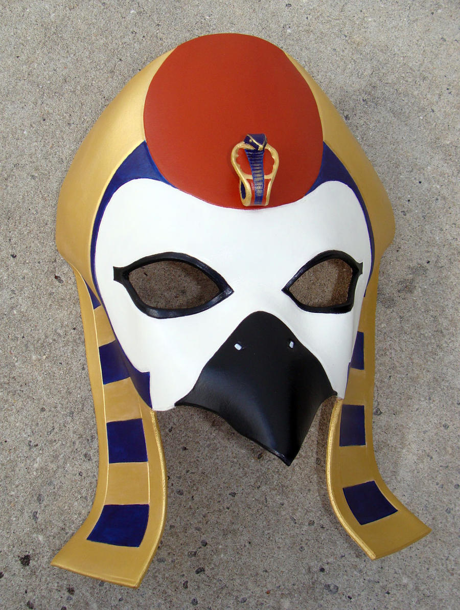 Egyptian Sun God  Ra Mask by  Ra Mask