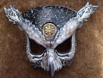 Hades Owl Mask