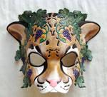 Dionysus Leopard Mask