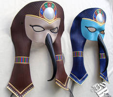 Thoth and Thoth by b3designsllc