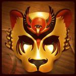 Sekhmet Lioness Mask