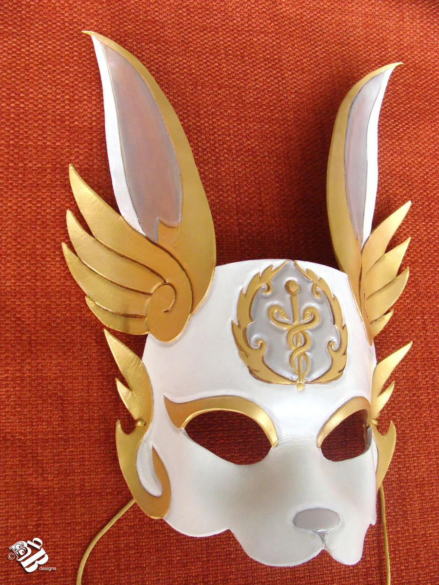 Hermes Rabbit Mask by senorwong