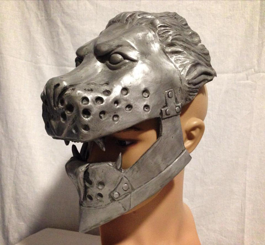 Perfect Dragon Age: Inquisition Cullen's Lion Helm by b3designsllc on  QF38