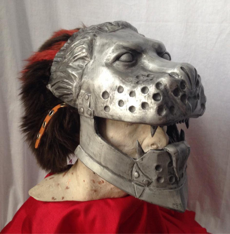 Favorite Dragon Age: Inquisition Cullen Lion Helmet by b3designsllc on  IF67