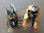 Anubis and Thoth