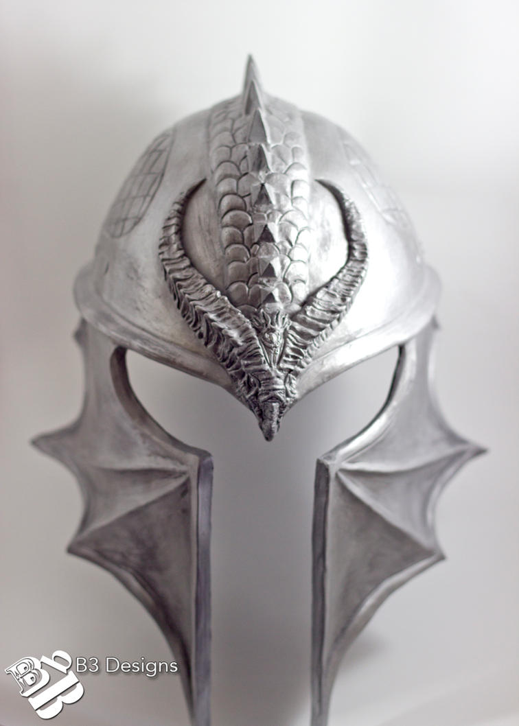 Greatest Dragon Age Inquisition: Inquisitor's Helmet by b3designsllc on  OF62