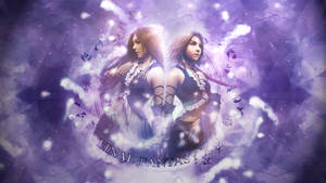 Wallpaper - Yuna and Lenne