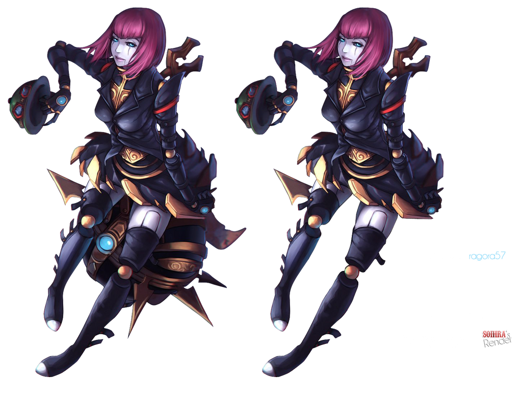 Render 016 sona league of legends by soihra on deviantart render 017 oriana league of legends by soihra voltagebd Choice Image