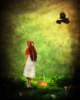 Little Red riding hood by FairyAshes