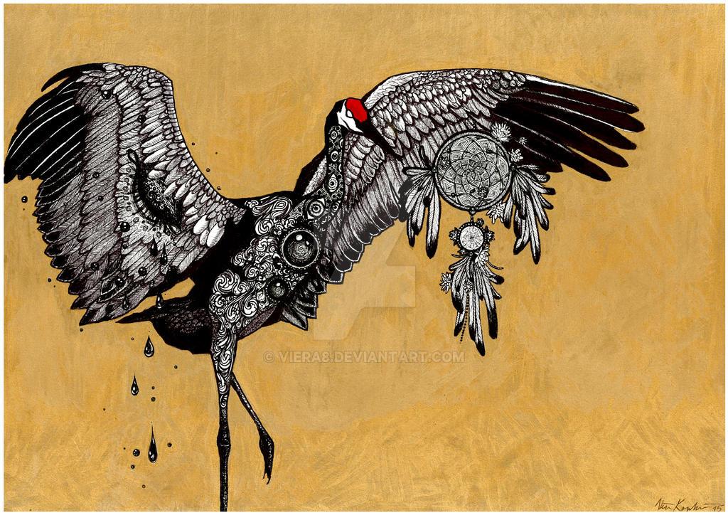Crane by Viera8