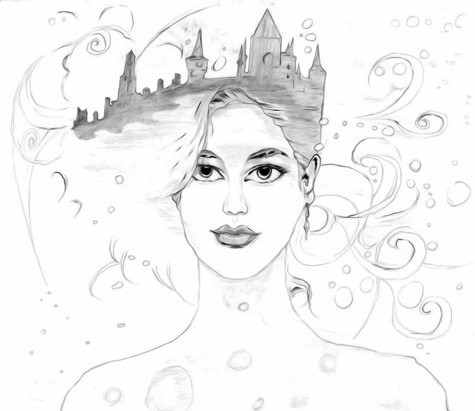 Princess Dreams by ARNOLDXYZ