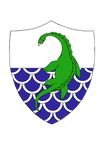 Nessie, a coat of arms
