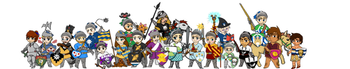 Wee Army by ToyScoutNessie
