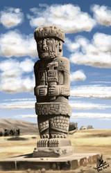 Bennett Monolith by AlienOffspring