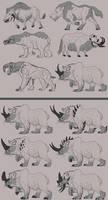 Big Fluffy Animal Designs