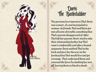 Doris Profile by TechouNoPenki