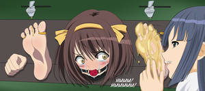The Nightmare of Haruhi Suzumiya