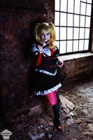 Harley Quinn (Arkham Knight) 4 by ThePuddins