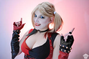 Harley Quinn (Arkham City) 19 by ThePuddins