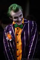 Joker (Arkham Asylum) 2 by ThePuddins