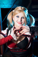 Harley Quinn (Arkham Knight) 20 by ThePuddins